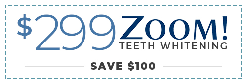 Zoom! whitening coupon